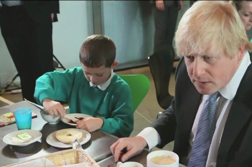 What will the new Conservative Government mean for children at risk of hunger?