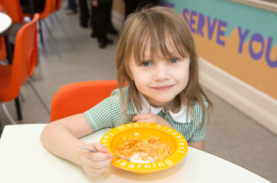 New funding from  players of People's Postcode Lottery equates to 1.3 million breakfasts