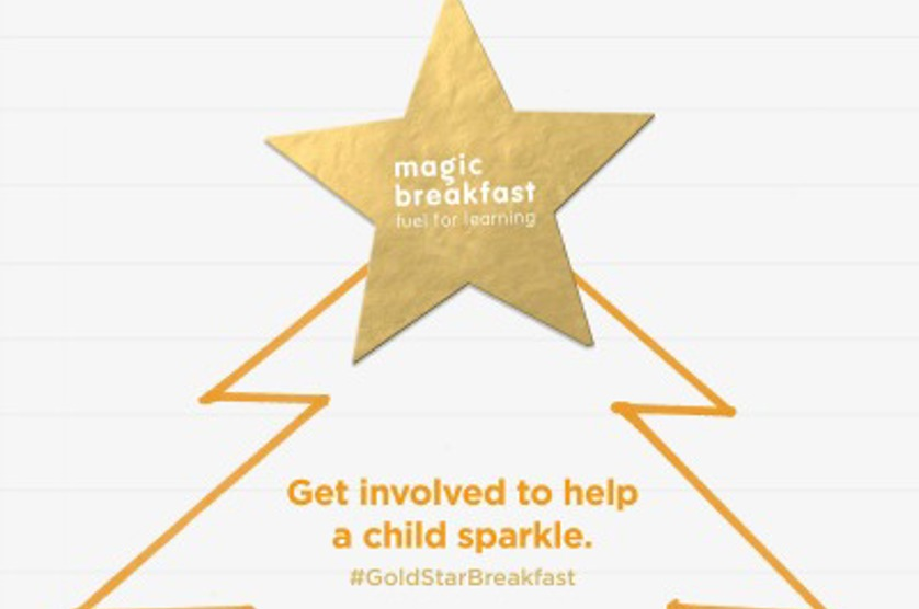 Gold Star Breakfast Campaign