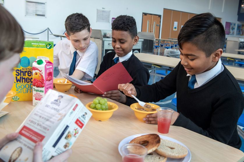Our response to Labour's call for universal free breakfast clubs