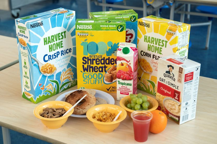 The Power of a Healthy Free School Breakfast