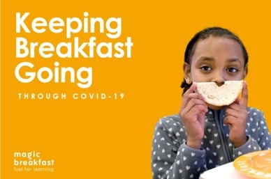 Keeping Breakfast Going  through Covid-19 Impact Report