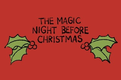 The Magic Night Before Christmas